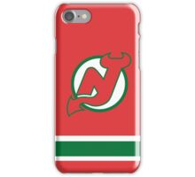 New Jersey Devils iPhone Case/Skin
