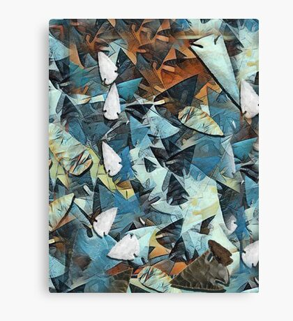 Stone Tools Canvas Print