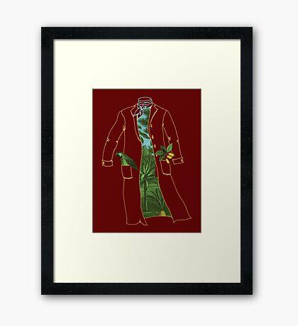 Humboldt's Coat Framed Print