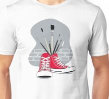 Guerilla Art Unisex T-Shirt