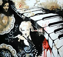 Piano bar by Dorka