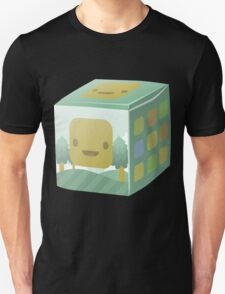 Glitch Cubimals cubimal package Unisex T-Shirt