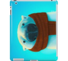 Polar bear iPad Case/Skin
