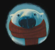 Polar bear Kids Tee