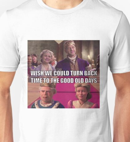 OUAT Turn Back Time  Unisex T-Shirt