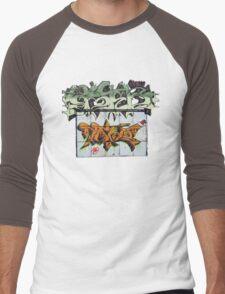 Graffiti Tees 10 Men's Baseball ¾ T-Shirt