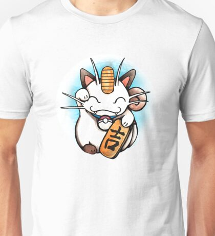 Maneki-Meowth Unisex T-Shirt