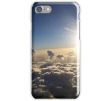 A walk in the clouds iPhone Case/Skin