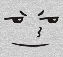 Grumbler face Kids Clothes