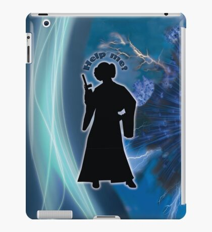 Help Me iPad Case/Skin
