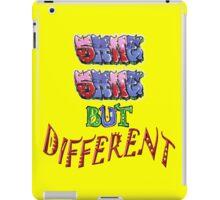 Graffiti Tees ~ same same BUT... iPad Case/Skin