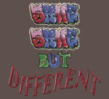 Graffiti Tees ~ same same BUT... Kids Clothes