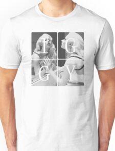 I-G-G-Y (B&W) Unisex T-Shirt