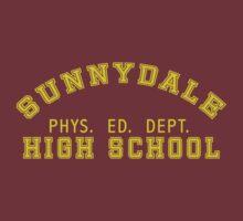 Sunnydale High by TroySalmon