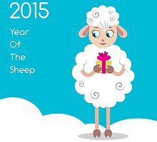 2015 Year Of The Sheep by NonikaStar