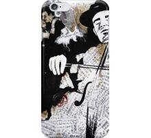 Jazz club iPhone Case/Skin
