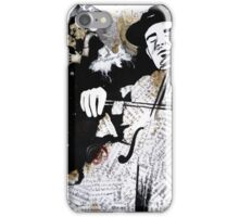 Jazz club iPhone Case/Skin