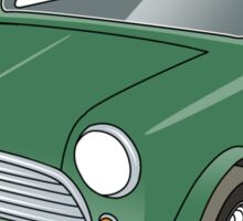 Classic Mini #11 Sticker