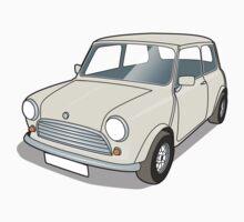 Classic Mini #8 Kids Tee