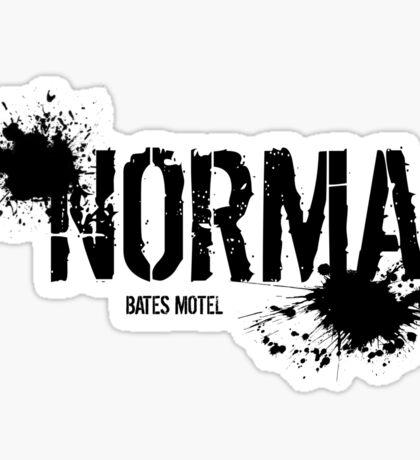 NORMA Sticker