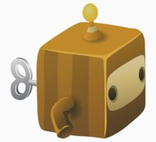 Glitch Cubimals npc cubimal greeterbot One Piece - Short Sleeve
