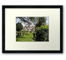Old English Helmsley Framed Print