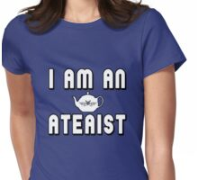 ATEAIST Womens Fitted T-Shirt