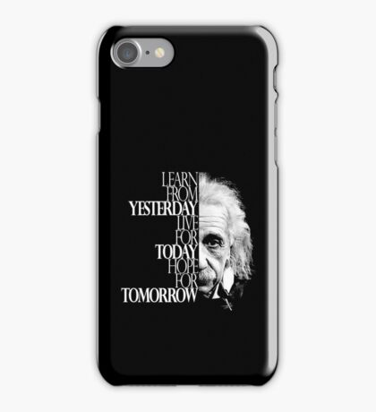 Live for Today iPhone Case/Skin