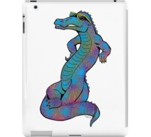 Rainbow Gator iPad Case/Skin