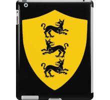House Clegane Sigil iPad Case/Skin