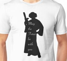 May the Force be with you • Leia Unisex T-Shirt