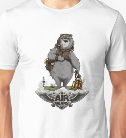 Air Bears  Unisex T-Shirt
