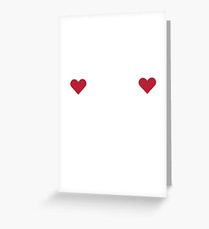 Vodka Is My Valentine Funny Beverage Gag Gift Greeting Card
