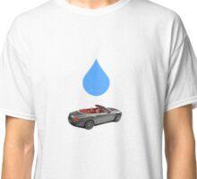 Raindrop, Drop Top Classic T-Shirt
