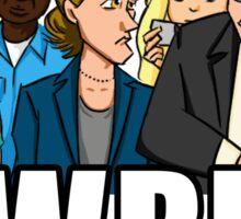 WWBKD Sticker