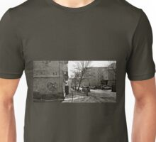 Mongolian Street Scape Unisex T-Shirt