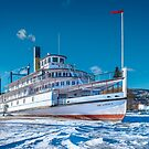 S. S. Sicamous by John Poon