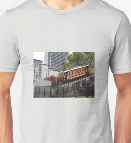 Angels' Flight Funicular Railway, Los Angeles Unisex T-Shirt