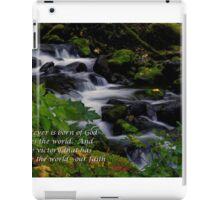 Faith #7 iPad Case/Skin