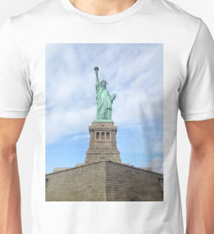 Our Lady Liberty - New York City Unisex T-Shirt