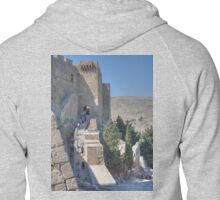 Stairs to Heaven, Lindos Zipped Hoodie