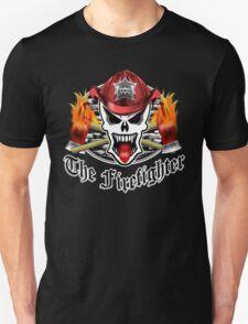 Fire Fighter Skull 2.2 T-Shirt