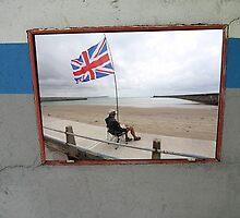 Border controL by ROUGE BLANC  BLEU