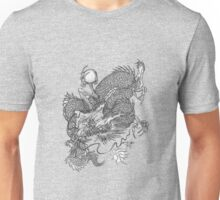 Dragon Japanese Unisex T-Shirt