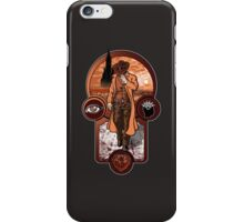 The Gunslinger's Creed. iPhone Case/Skin