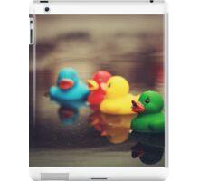 Rubber ducks iPad Case/Skin
