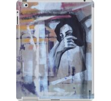 nowhere in the visible iPad Case/Skin