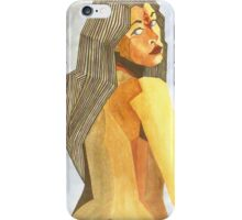 Blick zurück iPhone Case/Skin