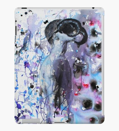 Lost in thought iPad Case/Skin