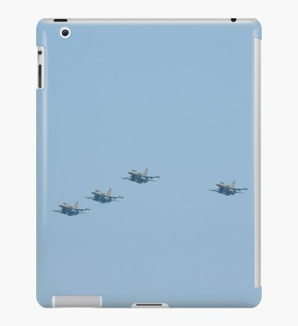 F16 Figther Jets Flight iPad Case/Skin